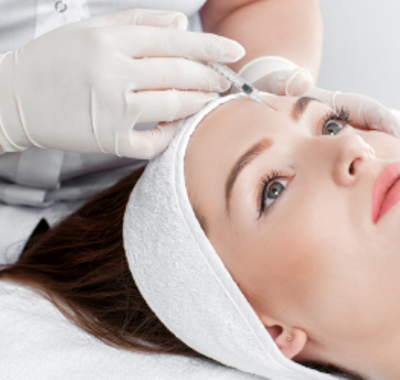 Botox - Anti wrinkle injections